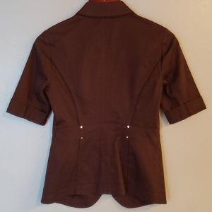 White House Black Market Jackets & Coats - Utility jacket